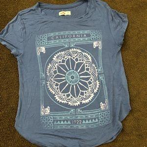 Hollister oversized t-shirt